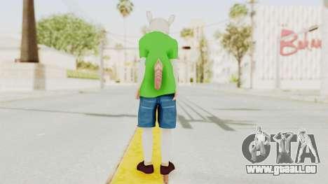 Rat Kid für GTA San Andreas dritten Screenshot
