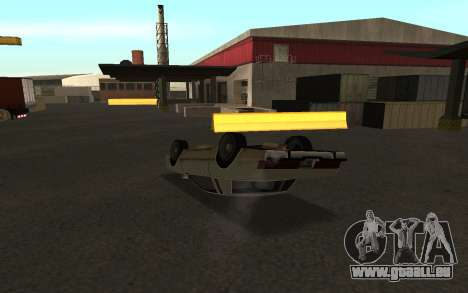 Flip machine für GTA San Andreas dritten Screenshot