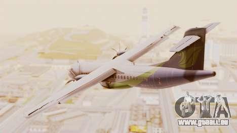 ATR 72-500 MASwings für GTA San Andreas rechten Ansicht