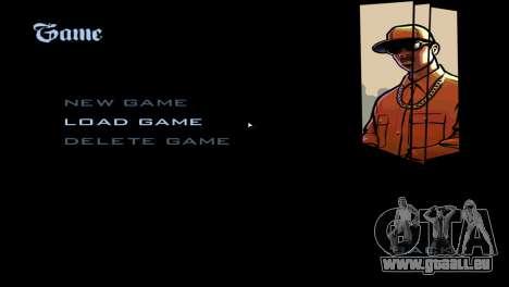 Loadscreens de San Andreas Deluxe pour GTA San Andreas troisième écran