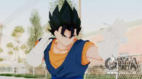 Dragon Ball Xenoverse Vegito SJ für GTA San Andreas