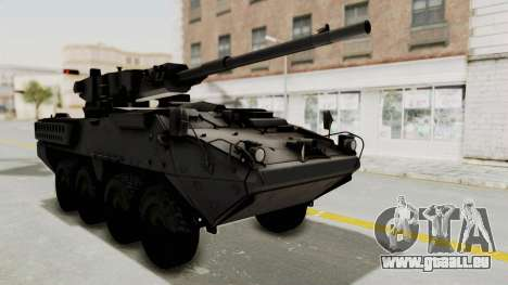 M1128 Mobile Gun System IVF für GTA San Andreas