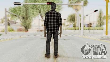 Alan Wakes American Nightmare pour GTA San Andreas troisième écran