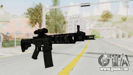 M4A1 SWAT für GTA San Andreas
