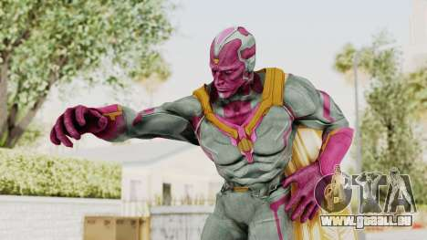 Captain America Civil War - Vision pour GTA San Andreas