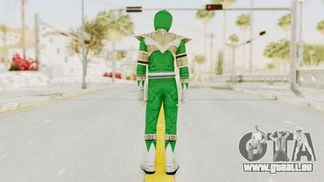 Mighty Morphin Power Rangers - Green für GTA San Andreas dritten Screenshot