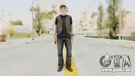 Alan Wake - Tor Anderson pour GTA San Andreas deuxième écran