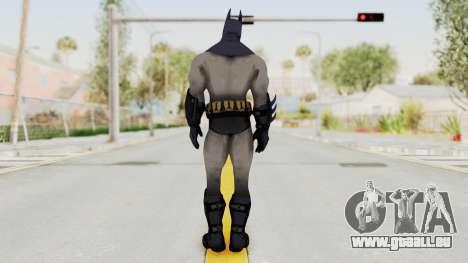 Batman Arkham City - Batman v2 für GTA San Andreas dritten Screenshot