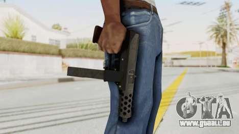TEC-9 für GTA San Andreas dritten Screenshot