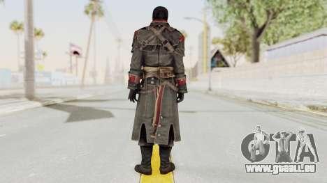 Assassins Creed Rogue - Shay Cornac für GTA San Andreas dritten Screenshot