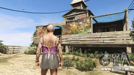 GTA 5 Treasure Map V vierten Screenshot