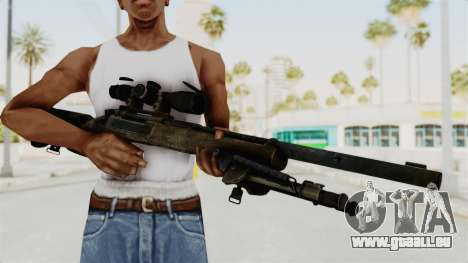 M24 Sniper Ghost Warrior für GTA San Andreas