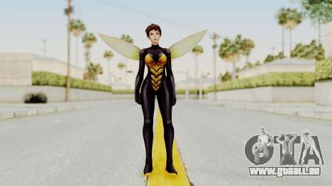 Marvel Future Fight - Wasp für GTA San Andreas zweiten Screenshot