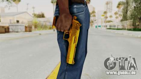 Desert Eagle Gold pour GTA San Andreas