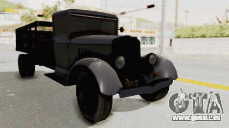 Ford AA from Mafia 2 pour GTA San Andreas