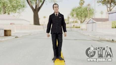 COD BO Nixon für GTA San Andreas zweiten Screenshot