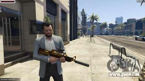 GTA 5 SelectiveFire 2.0 dritten Screenshot
