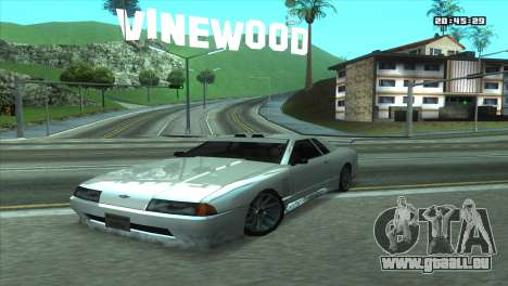 ENB Double FPS & for LowPC für GTA San Andreas dritten Screenshot