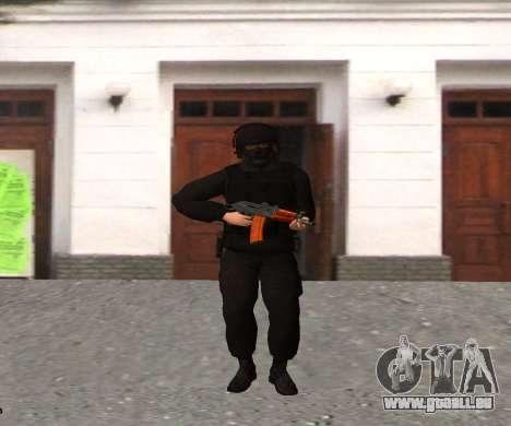 FSB alpha v1 für GTA San Andreas