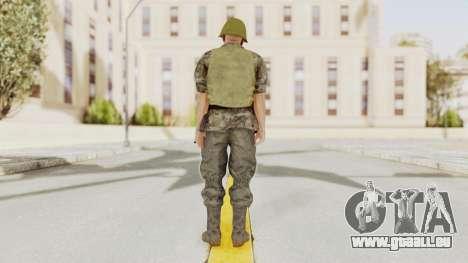 MGSV The Phantom Pain Soviet Union VH No Sleeve2 für GTA San Andreas dritten Screenshot