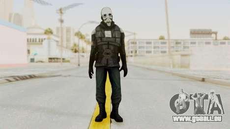 Half Life 2 - Metrocop Remake für GTA San Andreas zweiten Screenshot