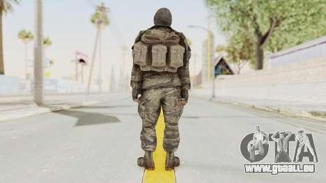COD BO SOG Bowman v2 für GTA San Andreas dritten Screenshot