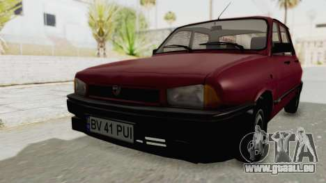 Dacia 1310L 1997 pour GTA San Andreas vue de droite
