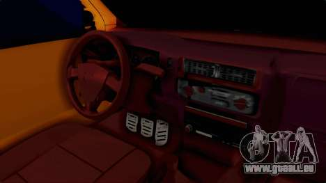 Toyota Hilux 2010 Off-Road Swag Edition für GTA San Andreas Rückansicht