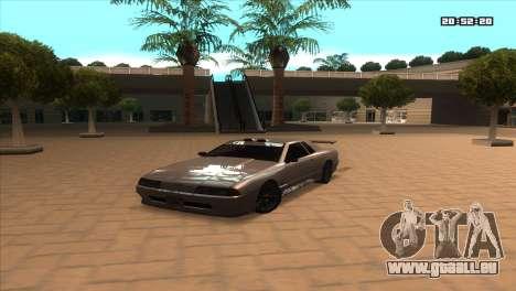 ENB Double FPS & for LowPC für GTA San Andreas siebten Screenshot