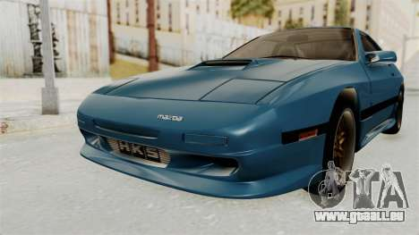 Mazda RX-7 FC3S für GTA San Andreas