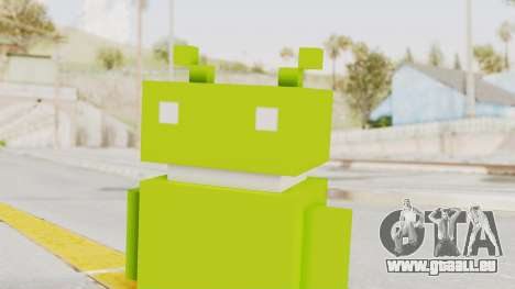Crossy Road - Android Robot für GTA San Andreas