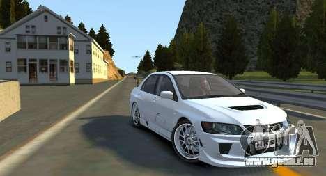 Monument Hill Piste pour GTA 4 quatrième écran