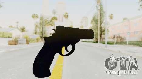 MP412 Rex für GTA San Andreas dritten Screenshot