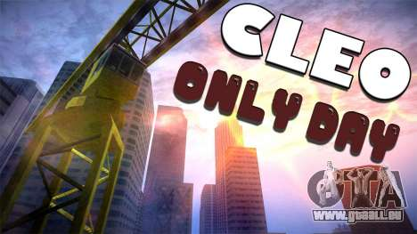 OnlyDay pour GTA San Andreas