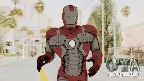 Marvel Heroes - Iron Man (Mk5) für GTA San Andreas