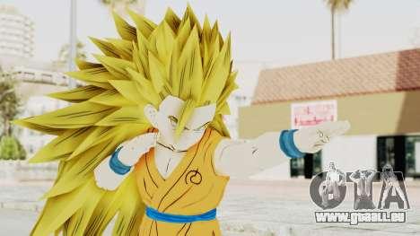 Dragon Ball Xenoverse Gohan Teen DBS SSJ3 v2 für GTA San Andreas