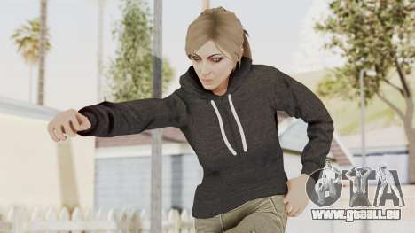 GTA 5 Online Female Skin 2 pour GTA San Andreas