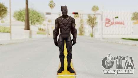 Captain America Civil War - Black Panther für GTA San Andreas zweiten Screenshot
