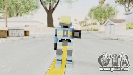 Crossy Road - Epoch für GTA San Andreas zweiten Screenshot