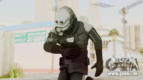 Half Life 2 - Metrocop Remake pour GTA San Andreas