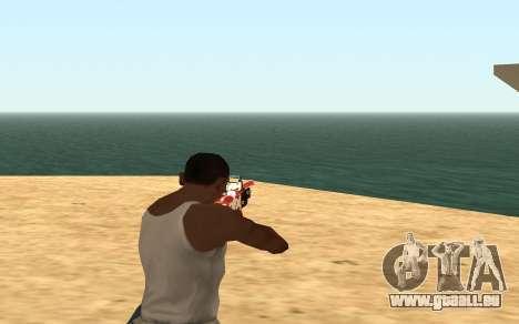 Rifle Cyrex für GTA San Andreas fünften Screenshot