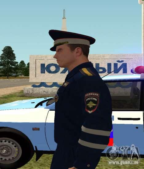 Sergeant DPS für GTA San Andreas dritten Screenshot