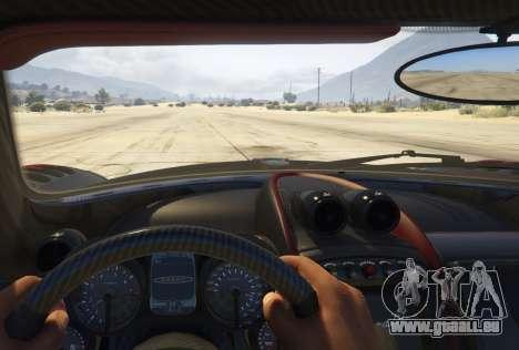 2016 Pagani Huayra BC pour GTA 5