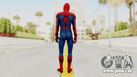 Captain America Civil War - Spider-Man für GTA San Andreas dritten Screenshot