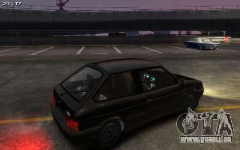 VAZ 2113 Final für GTA 4 rechte Ansicht