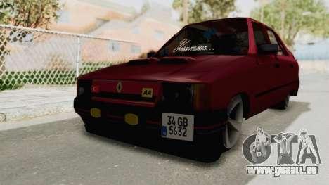 Renault Broadway für GTA San Andreas