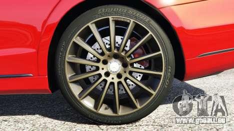Mercedes-Benz S500 (W222) [bridgestone] v2.1 für GTA 5