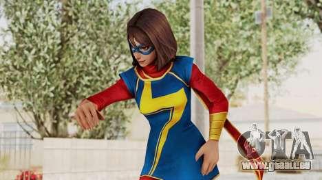 Marvel Future Fight - Kamala Khan für GTA San Andreas