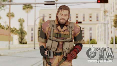 MGSV The Phantom Pain Venom Snake No Eyepatch v5 für GTA San Andreas