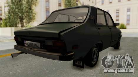 Dacia 1310 Funingi Taraneasca für GTA San Andreas zurück linke Ansicht